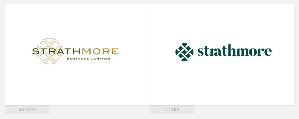 Strathmore Edinburgh Serviced Offices Rebrand