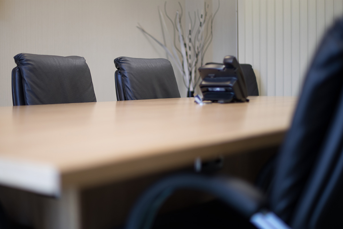 Take Advantage of our Meeting Rooms